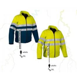 chaqueta softshell a.v. Storm