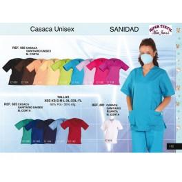 603 CASACA UNISEX
