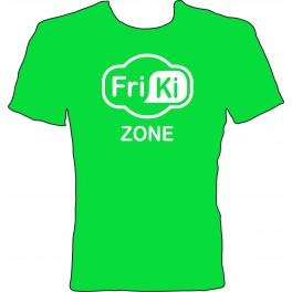 CAMISETA FRIKI  ZONE